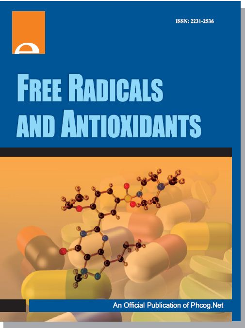 View Vol. 3 No. 1 (2013): Free Radicals and Antioxidants